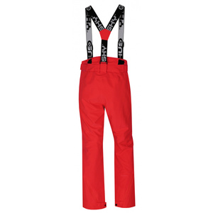 Damskie narciarskie spodnie Husky Mitaly L neon różowa, Husky