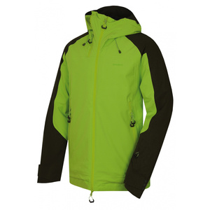 Męska narciarska kurtka Husky Gambola M zielony, Husky