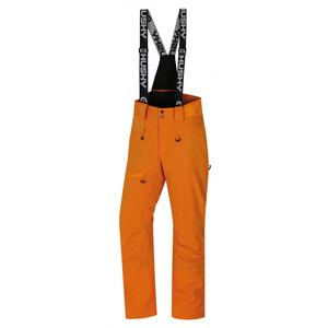 Męskie narciarskie spodnie Husky Gilep M pomarańczowy, Husky