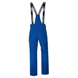 Męskie narciarskie spodnie Husky Gilep M niebieska, Husky