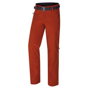 Męskie outdoor spodnie Husky Kresi M pomarańczowo-brązowa, Husky
