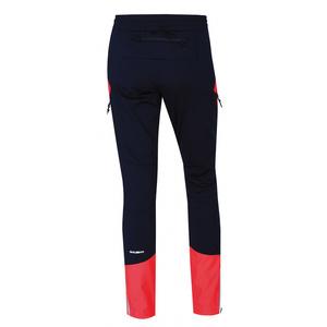 Damskie outdoor spodnie Husky Kix L neon różowa, Husky