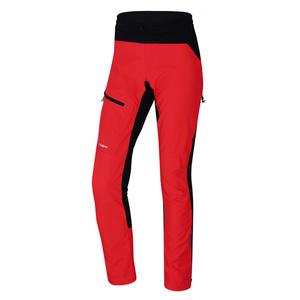 Damskie outdoor spodnie Husky Kix L neon różowa