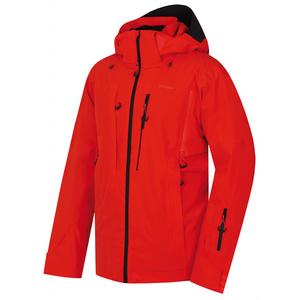 Męska kurtka narciarska Husky Montry M charakterystyczna cegła, Husky