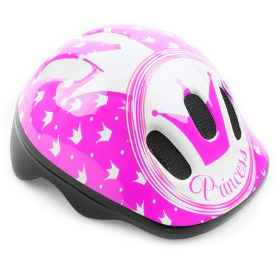 Dziecięca rowerowa kask Spokey BIKER ROYALTY Kask rowerowy dla dzieci 49-56 cm, Spokey