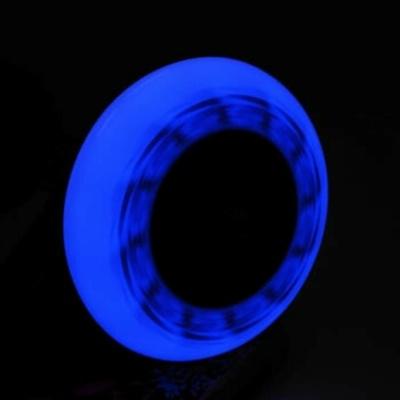 Zestaw kół Tempish FLASHING 90x24 85A niebieski, Tempish