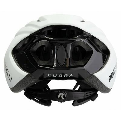 Kask Rogelli SERCE czarny i biały ROG351060, Rogelli