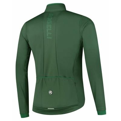 Męska softshellowa lekki kurtka Essential Zielony ROG351028, Rogelli