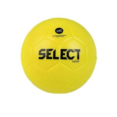 Piłka dla piłki ręcznej Select Pianka ball kids Żółty, Select