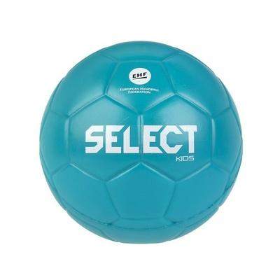 Piłka dla piłki ręcznej Select Pianka ball kids turkusowy, Select