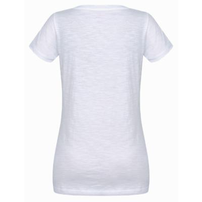 Koszulka damska Hannah Silena white, Hannah