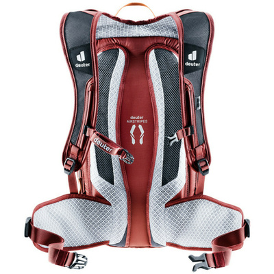 Damski plecak rowerowy Deuter Kompaktowy EXP 12 sienna / sekwoja, Deuter