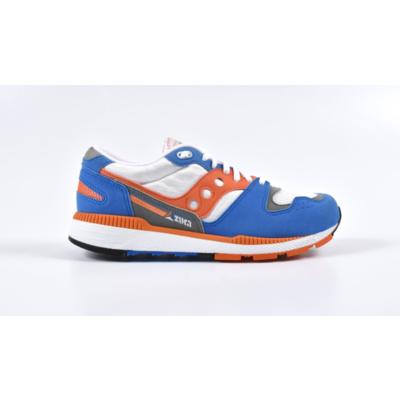 Męskie buty Saucony Azura pomarańczowy / niebieski / szary, Saucony