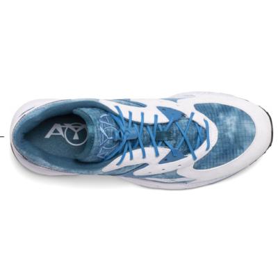 Męskie buty Saucony Aja biało niebieski, Saucony