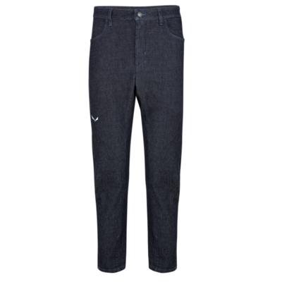 Spodnie męskie Salewa Pez AlpejskiWełna niebieski jeans 28116-8600