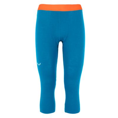 Spodnie Salewa Cristallo Ciepły Merino 3/4 niebieski cloisonne 28209-8660, Salewa