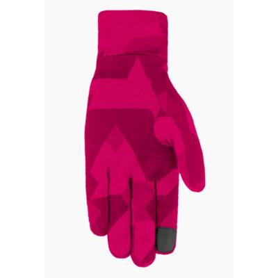 Rękawice Salewa Rękawiczki z kryształowymi wkładkami kamuflaż rodo 28214-6319, Salewa