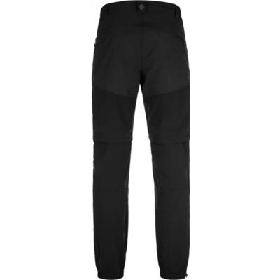 Męskie techniczny spodnie outdoorowe Kilpi HOSIO-M czarny, Kilpi