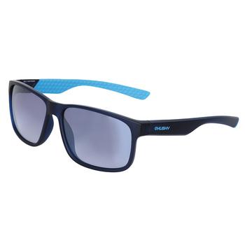 Okulary sportowe Husky Selly czarno-niebieski, Husky