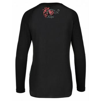 Funkcjonalne dla kobiet koszulka Kilpi WYBUCH-W czarny, Kilpi