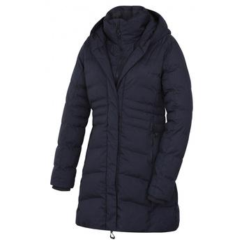 Damski płaszcz hardshell Husky Normy L czarno-niebieski, Husky