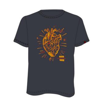 Koszulka Direct Alpine Flash antracyt (serce)