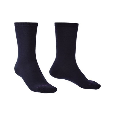 Skarpety Bridgedale Liner Thermal Liner Boot X2 navy/428, bridgedale