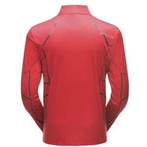 Golf Spyder Men's Limitless Lines Dry WEB T-Neck 181539-600, Spyder