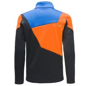 Golf Spyder Boy `s Ambush Zip T-neck 183076-001, Spyder