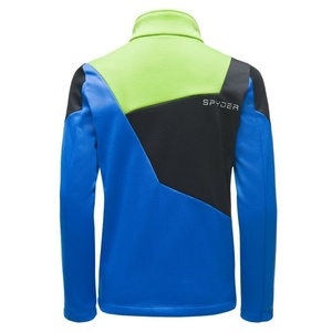 Golf Spyder Boy `s Ambush Zip T-neck 183076-482, Spyder