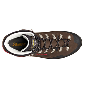 Buty Asolo Superior GV MM dark brown/red/A904, Asolo
