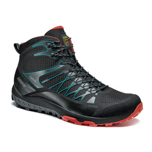 Buty Asolo Grid Mid GV MM black/red/A392, Asolo