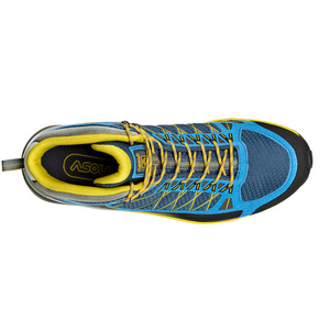 Buty Asolo Grid Mid GV MM indian teal/yellow/A898, Asolo