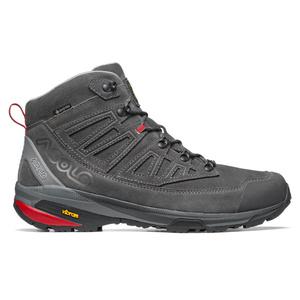 Męskie zimowy buty Asolo Oulu GV MM graphite/red/A619, Asolo