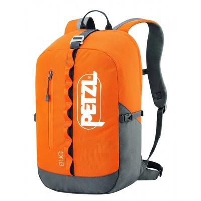 Plecak wspinaczkowy PETZL Bug 18 l pomarańczowy, Petzl