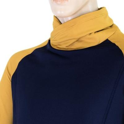 Męska bluza Sensor Coolmax Thermo ciemnoniebieski / musztardowy 20200050, Sensor