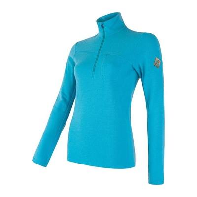 Damskie koszulka Sensor Merino Extreme niebieska 18200034, Sensor