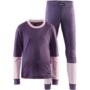 Set CRAFT baselayer JR 1905355-750701, Craft