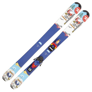 Narty Rossignol ROBOT + Comp KID 25 L, Rossignol