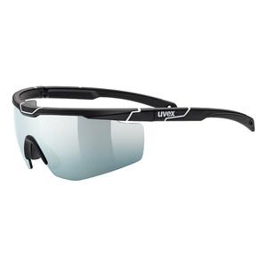 Sportowe okulary Uvex SPORTSTYLE 117 Black Mat White (2816), Uvex