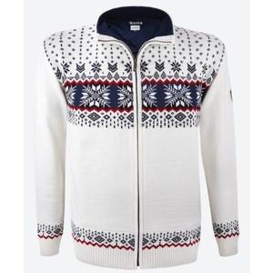 Męski Merino sweter Kama 3054 101, Kama