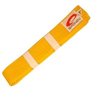 Pas do kimona Spokey Unsu żółty, Spokey