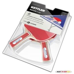 Rakiety do stołowy tenis Kettler Match 7090-500, Kettler