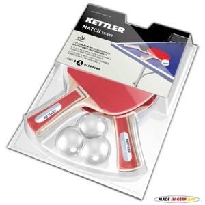 Rakiety do stołowy tenis Kettler Match 7091-500, Kettler