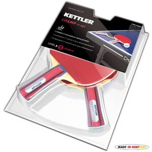 Set rakiet do stołowy tenis Kettler CHAMP 7090-700, Kettler
