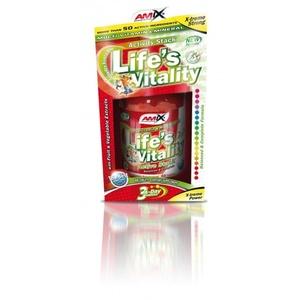 Amix Life's Vitality Active Stack 60 tablet BOX, Amix