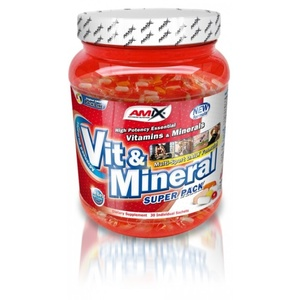 Amix Super Vit & Mineral Pack 30 torebek, Amix