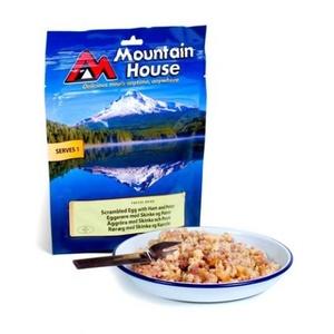 Mountain House mieszane jajka, Mountain House