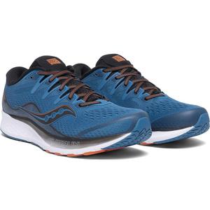 Męskie do biegania buty Saucony Ride Iso 2 Blk / Blu, Saucony
