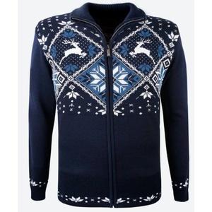 Męski Merino sweter Kama 4055 108